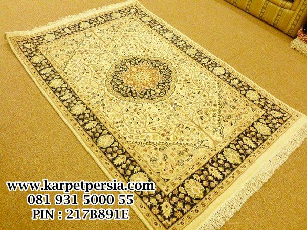 Handmade Double knot, Karpet Handmade, Oriental rug, silk rug, karpet sutra, karpet hand knot, permadani handmade terbaik