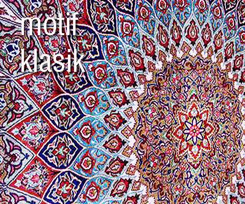 karpet persia - karpet klasik