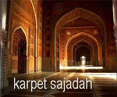karpet persia - karpet sajadah