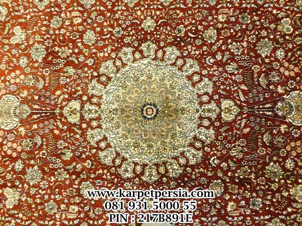Handmade Kashmir, Karpet Handmade, Oriental rug, silk rug, karpet sutra, karpet hand knot, permadani handmade terbaik