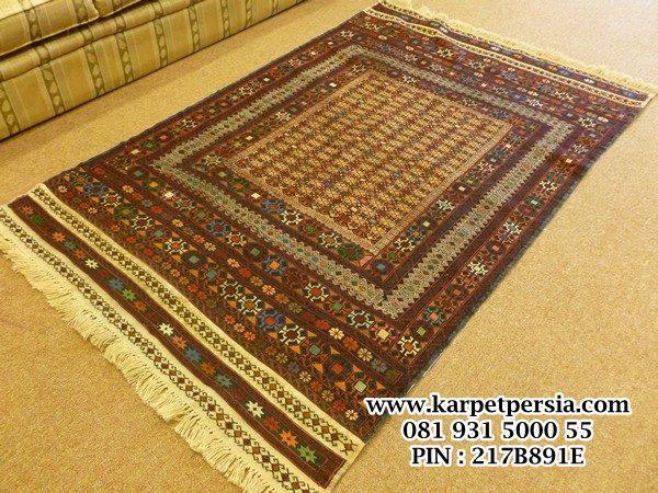 Persian Killim Bijek, Karpet Handmade, Oriental rug, silk rug, karpet sutra, karpet hand knot, permadani handmade terbaik