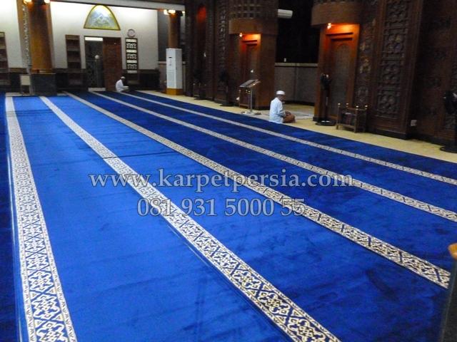 Sajadah karpet, karpet masjid, karpet sajadah masjid, karpet sajadah murah, karpet musholla