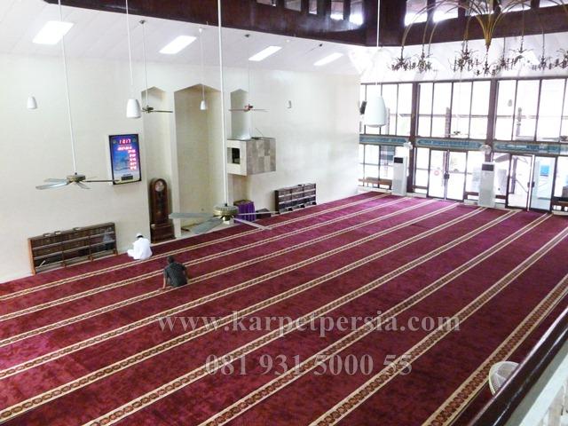 Masjid AL-ITTIHAD Rumbai Pekanbaru