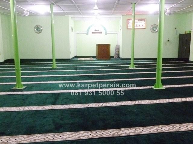 Karpet masjid alhikmah