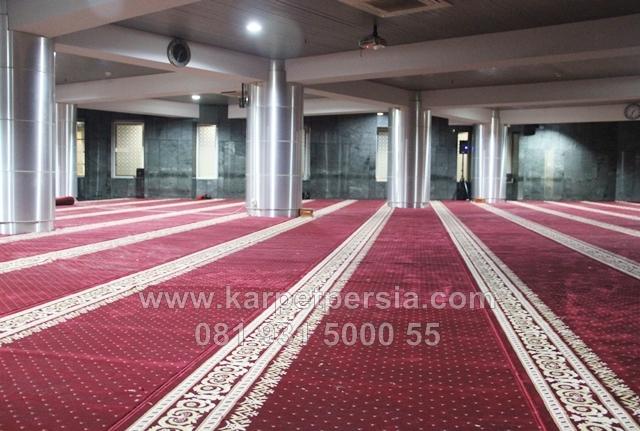 Sajadah Masjid Polos Minimalis Sedang Naik Daun, Ini alasannya