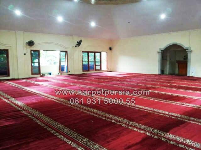 karpet masjid murah, sajadah karpet mesjid