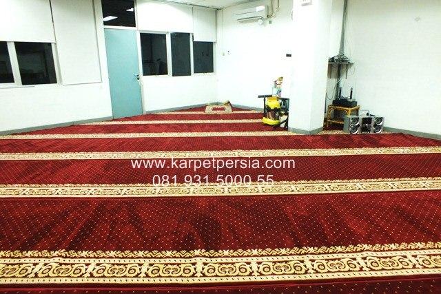 karpet sajadah masjid murah, karpet masjid import, karpet sajadah tebal