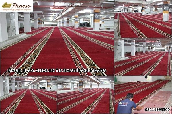 Perkenalkan! Inilah Karpet Insidental Picasso Rugs and Carpets yang Mudah Dibentangkan dan Dirapikan Kembali