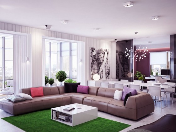 Karpet Permadani Minimalis Untuk Ruang Tamu