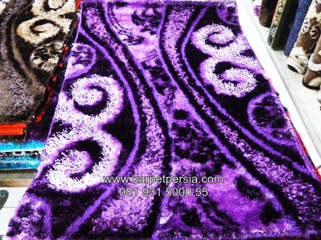 Karpet Bulu Shaggy Turki Ciputat