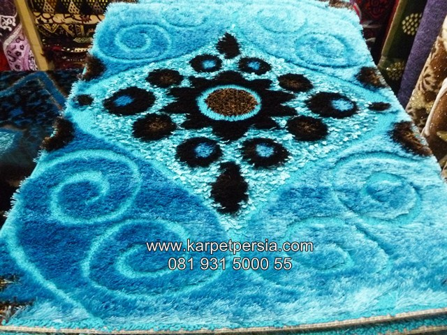 Karpet Bulu Shaggy Turki Jawa Barat