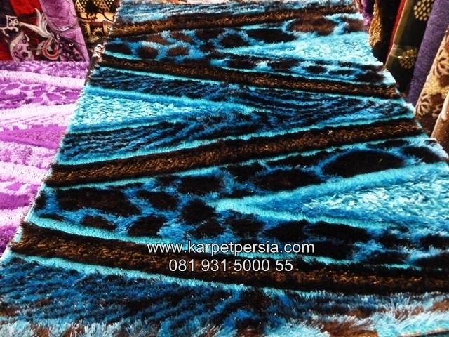 Karpet Bulu Shaggy Turki Jember