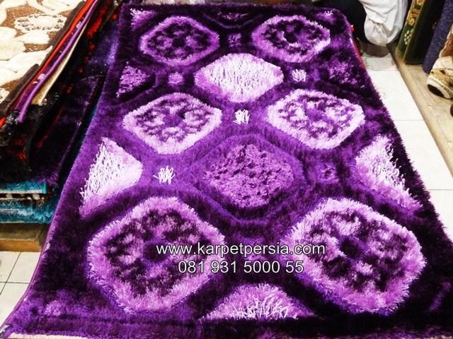 Karpet Bulu Shaggy Turki Lampung | Karpet shaggy modern minimalis