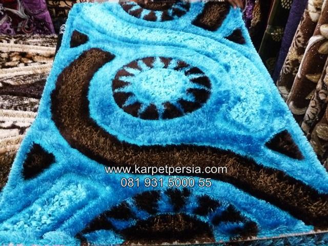 Karpet Bulu Shaggy Turki Madiun