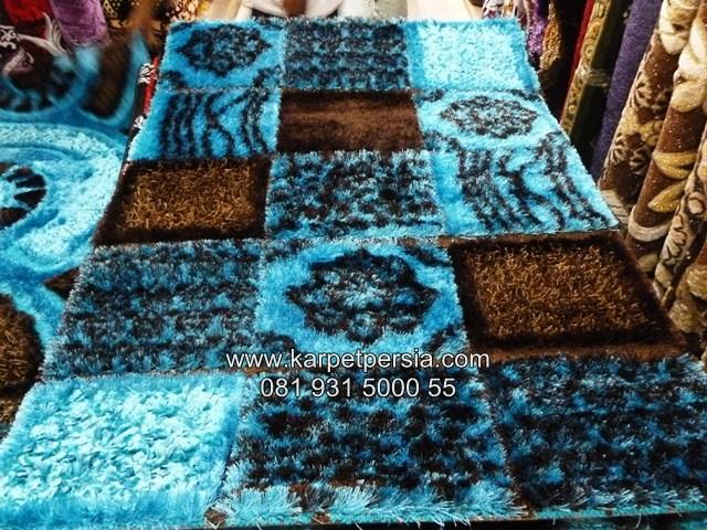 Karpet Bulu Shaggy Turki Malang