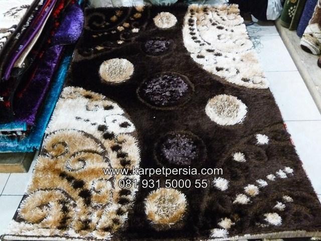 Karpet Bulu Shaggy Turki Medan