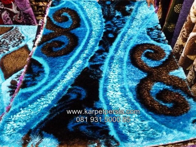 Karpet Bulu Shaggy Turki Palangkaraya