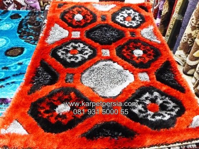 Karpet Bulu Shaggy Turki Purwokerto