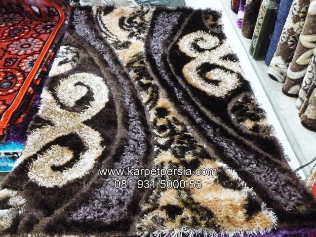 Karpet Bulu Shaggy Turki Serpong