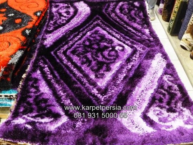 Karpet Bulu Shaggy Turki Tanah abang