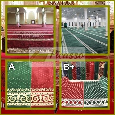 Karpet Sajadah Masjid Minimalis