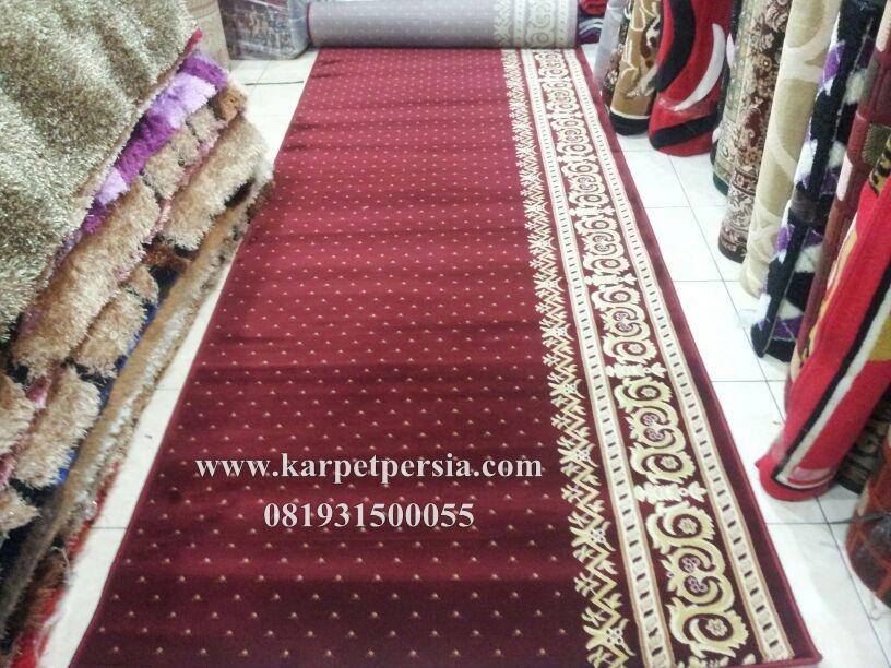 Cuma Disini, Jual Karpet Sajadah Murah dengan Kualitas Mewah
