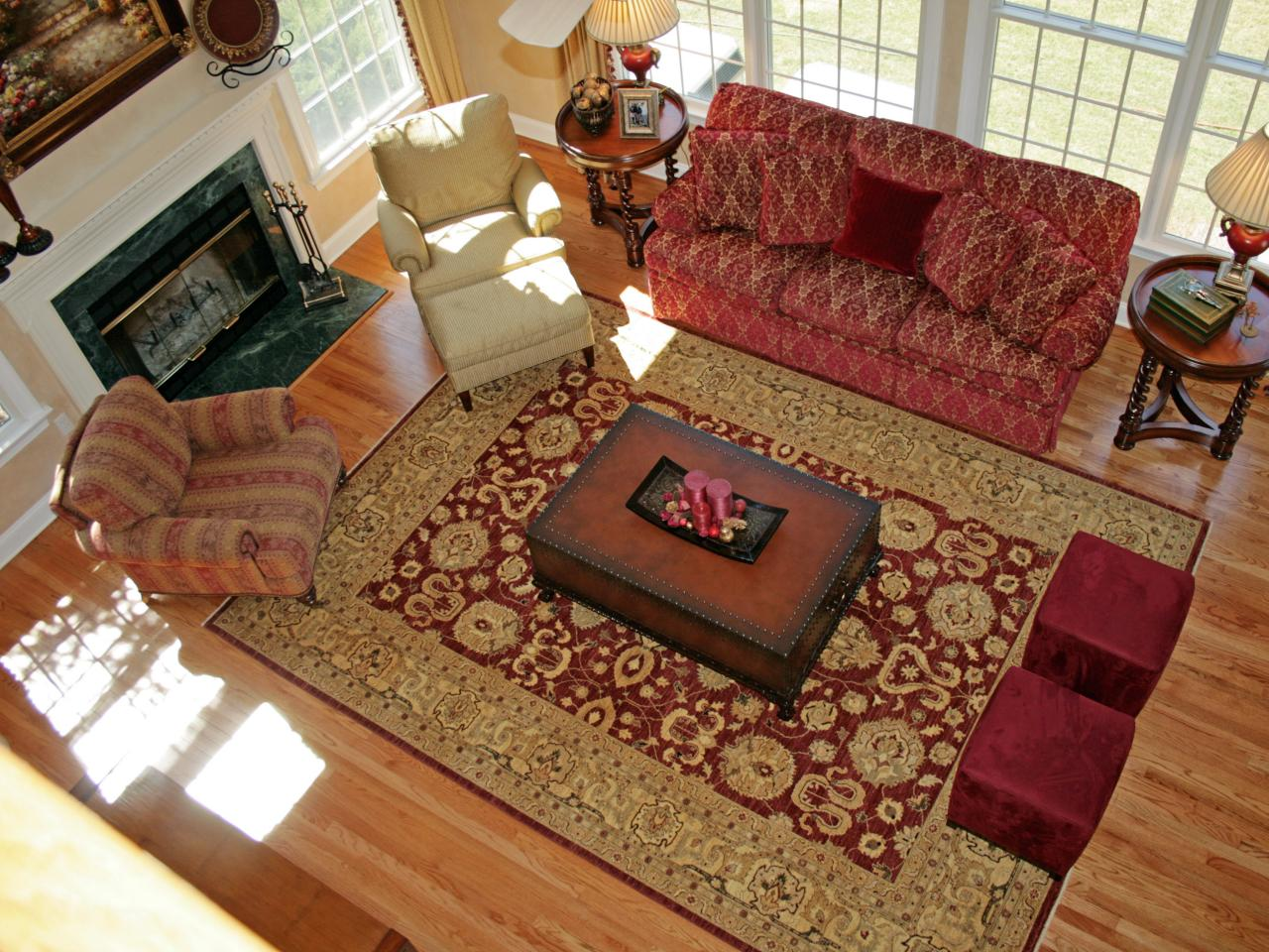 Makin Cantik dan Eksotik dengan Karpet Klasik