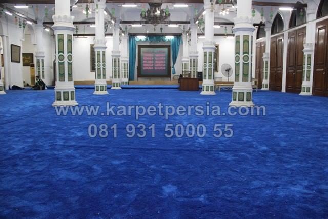 Karpet Sajadah Untuk Masjid dan Musholla Sekolah dan Pondok Pesantren, Kami Juga Punya Koleksinya!