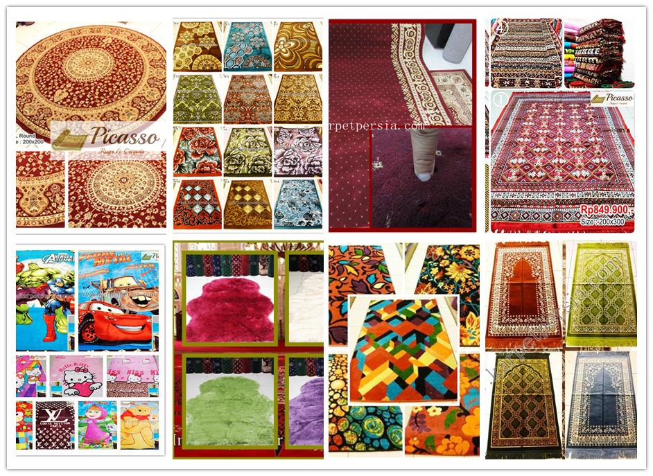 Picasso Rugs and Carpets, Gudangnya Karpet Murah Kualitas Wah!