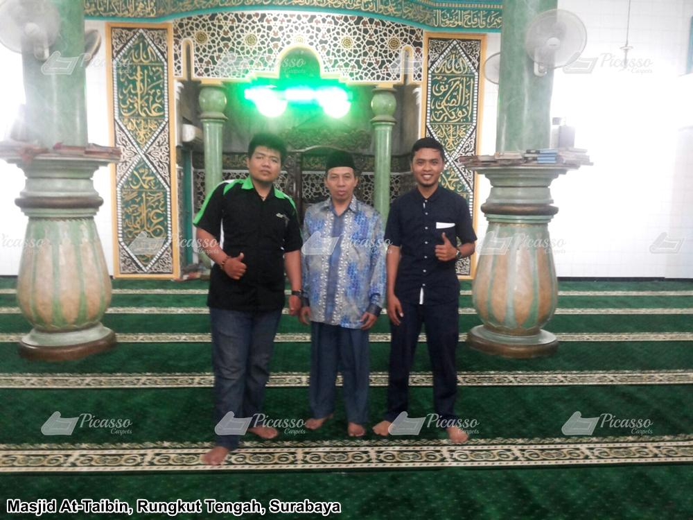 Masjid AT-TAIBIN, Rungkut  Tengah – Surabaya