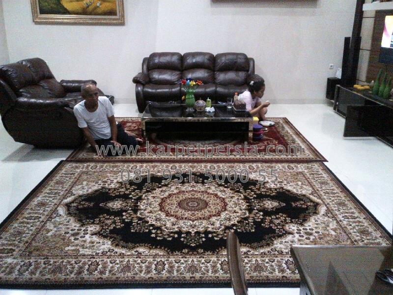 Memadukan Dua Karpet Oriental Dalam Satu Ruangan? Mengapa Tidak?