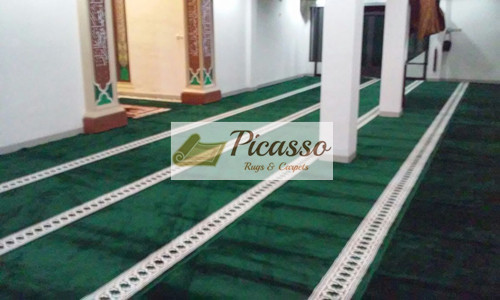 Karpet Sajadah yang Tepat Untuk Masjid Minimalis