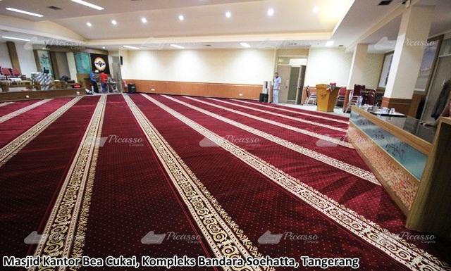 jual karpet masjid tebal