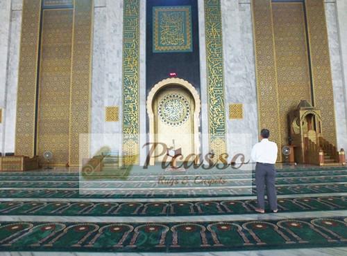 Sambut Ramadhan Dengan Karpet Sajadah Best Seller Picasso Rugs and Carpets