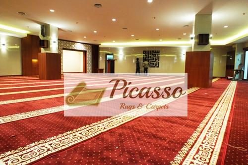 Hadirkan Nuansa Masjid Internasional dengan Koleksi Terbaru Sajadah di Picasso Rugs and Carpets