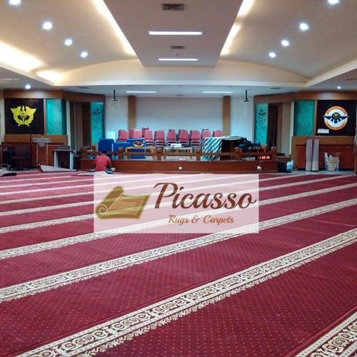 Sambut Ramadhan Tahun Ini Dengan Koleksi Karpet Masjid Picasso Rugs and Carpets