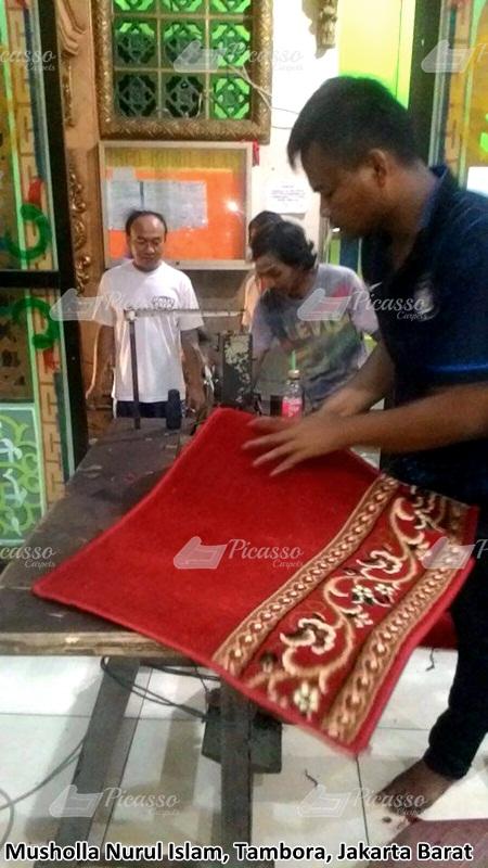 Musholla Nurul Islam, Tambora – Jakarta Barat