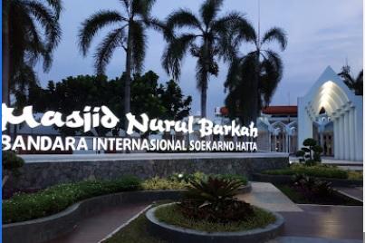 Masjid Nurul Barkah Kompleks Bandara Soekarno Hatta Jilid 2