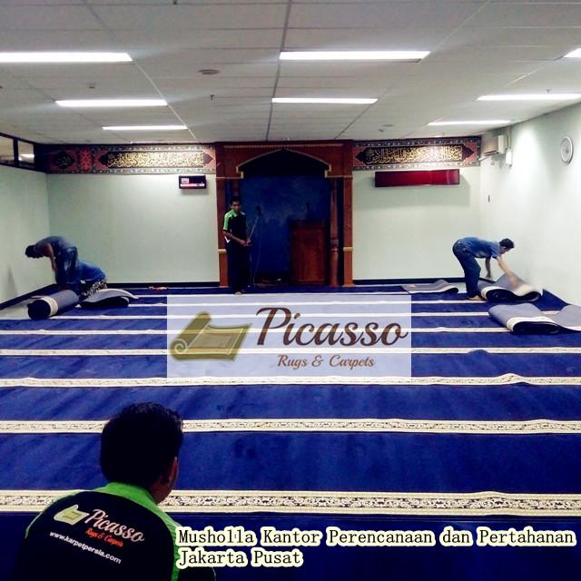 musholla kantor perencanaan dan pertahanan jakarta