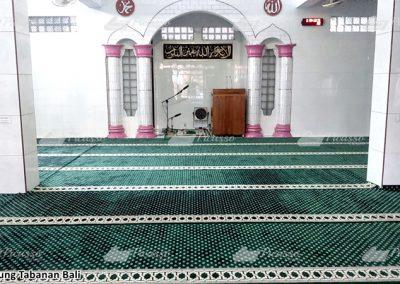 karpet masjid bali