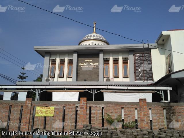 Karpet Masjid Baitun Naim, Taman Siswa – Jogja