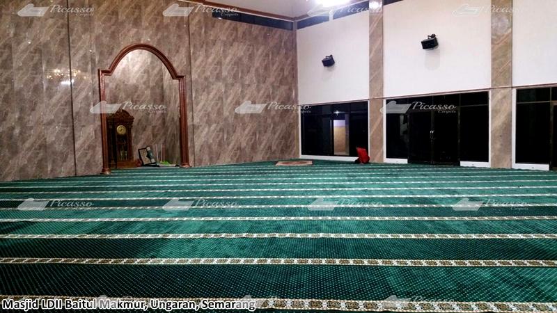 Masjid LDII Baitul Makmur, Ungaran – Semarang