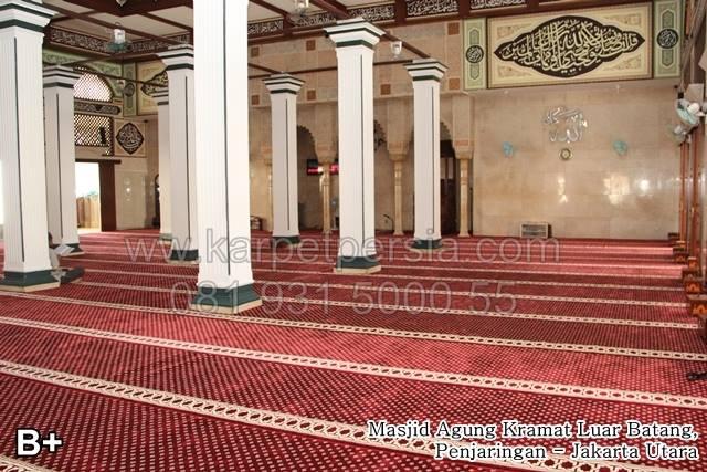 masjid agung kramat luar batang