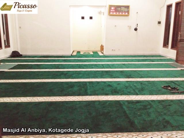 masjid al anbiya kotagede jogja