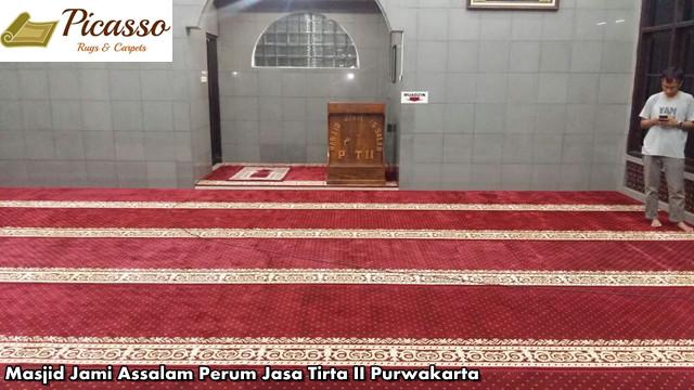 masjid jami assalam purwakarta