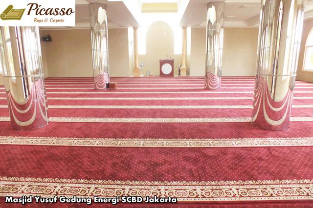 masjid yusuf scbd jakarta