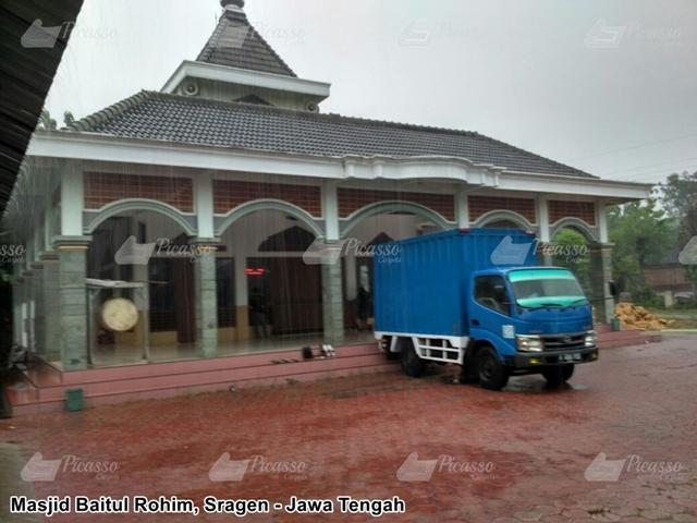 Masjid Baitul Rohim, Sragen – Jawa Tengah