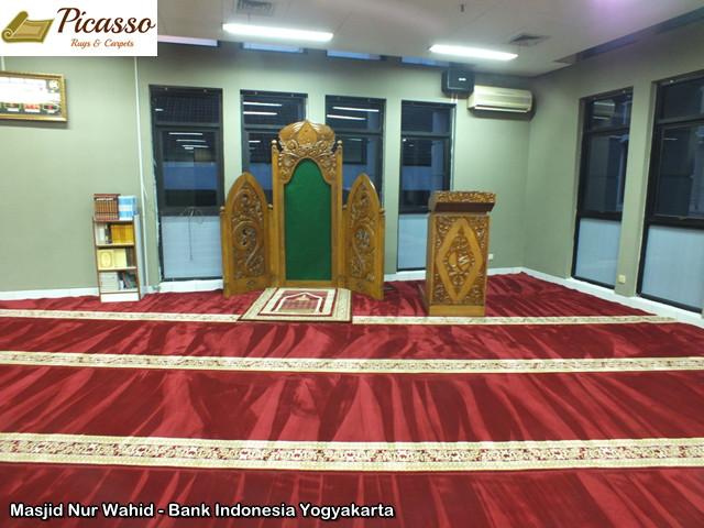 Masjid Nur Wahid - Bank Indonesia Yogyakarta9