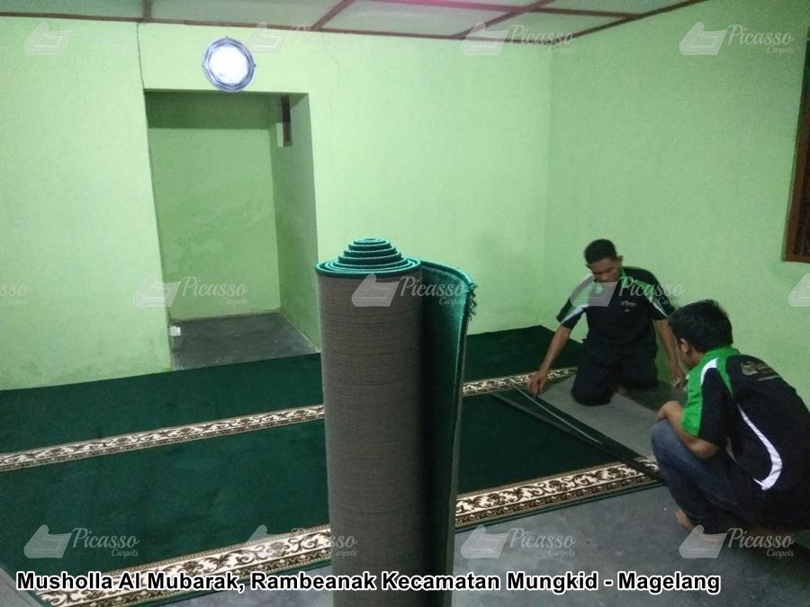 karpet masjid magelang