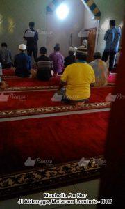 karpet masjid mataram